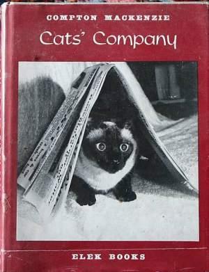 Cats' Company, Compton Mackenzie